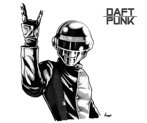 Bangalter from Daft Punk